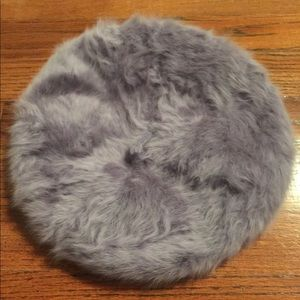 BRAND NEW WT, Pretty Fem' Purple 'Furgora' Beret